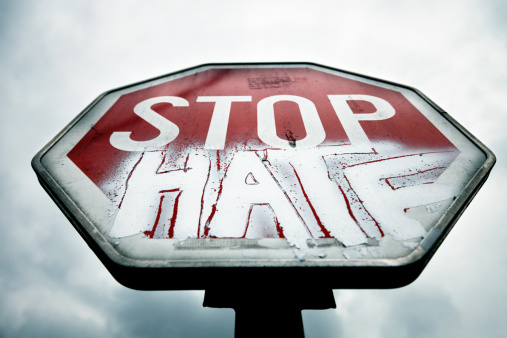 hate crime topic page image