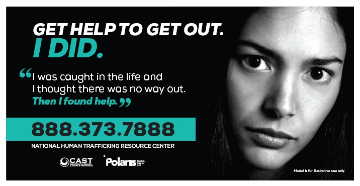 how to help victims of human trafficking