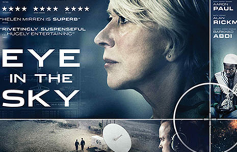 Sidney Lumet Award Winner Eye in the Sky