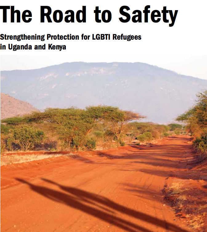 The Road to safety report image