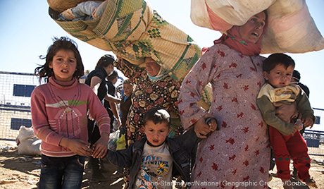 The Syrian Refugee Crisis and the Need for U.S. Leadership