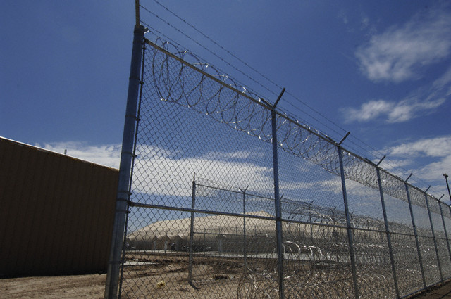 Prisons and Punishment: Immigration Detention in California