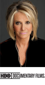 Sheila Nevins, President of HBO Documentary Films