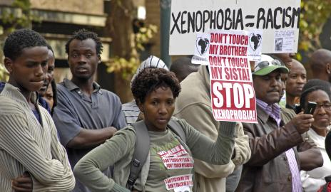 Xenophobia page topic image