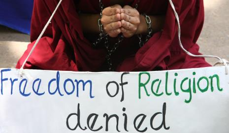 Religious Freedom topic page image
