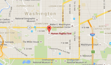 Human Rights First -- D.C. Office