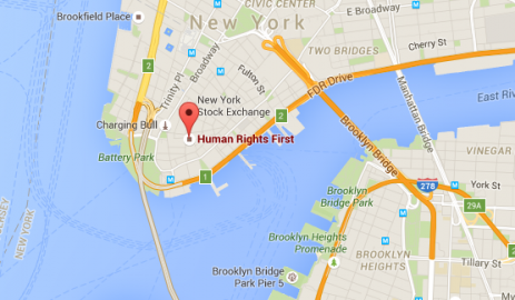 Human Rights First -- New York Office