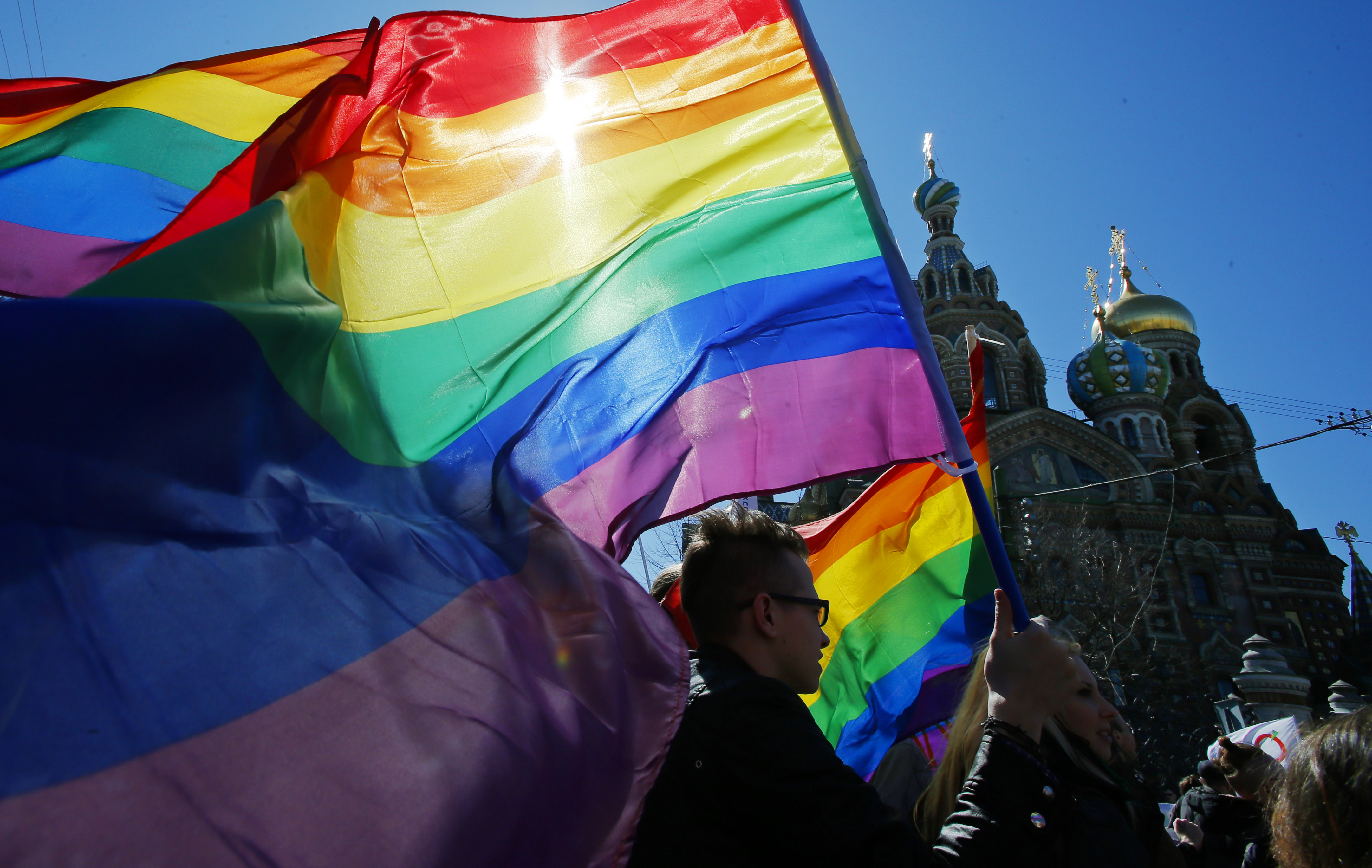LGBT in Russia image